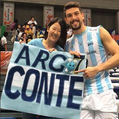 #volleyball #star #conte #fans #everywhere