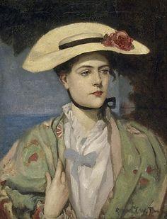 Ausztrál Artist in Paris - Rupert Bunny (1864-1947) ~ Blog of Art hódolója