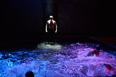 "The Department of Theatre at Coastal Carolina University performs the production ""Metamorphoses"" 10.31.2014"