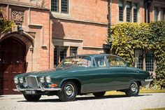 The 1961 Jaguar Mk X owned by Sir William Lyons