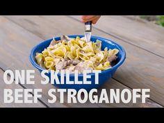 One Pot Beef Stroganoff - Fresh Off The Grid