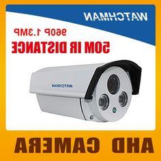 38.06$  Watch here - https://alitems.com/g/1e8d114494b01f4c715516525dc3e8/?i=5&ulp=https%3A%2F%2Fwww.aliexpress.com%2Fitem%2FWatchman-hot-1-3MP-960P-AHD-safe-home-Video-Surveillance-Security-Camera-50M-IR-Distance-Outdoor%2F32642976006.html - Watchman external ir 960P AHD camera Video Surveillance Security Camera 50M IR Distance Outdoor Waterproof IP66 Factory