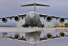 US Air Force C-17 Cargo Aircraft, Boeing Aircraft, Fighter Aircraft, Military Aircraft, Fighter Jets, C 17 Globemaster Iii, Air Force Bomber, Air Force Mom, Vietnam Vets