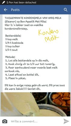 Points You Should Know Prior To Obtaining Bouquets Kondensmelk My Recipes, Sweet Recipes, Cake Recipes, Dessert Recipes, Cooking Recipes, Favorite Recipes, Curry Recipes, Custard Recipes, Desserts
