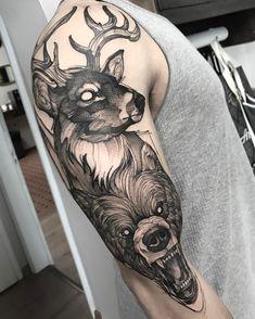 "12.4k Likes, 55 Comments - Fredão Oliveira (@fredao_oliveira) on Instagram: ""Muito obrigado Marcelo Feito na @inkonik_tattoo_studio #electricink"""