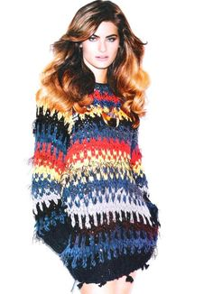 love the jumper !