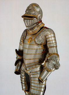 King Charles V Armour