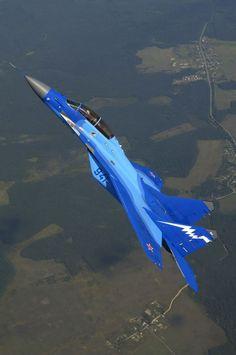 """eyestothe-skies: """"MiG-29 Fulcrum """""""