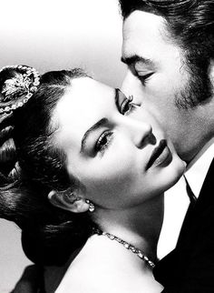 Ava Gardner and Gregory Peck in The Great Sinner (1949