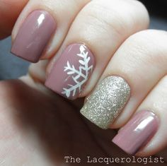 The Lacquerologist: The Perfect January Manicure #Hair-Beauty