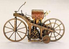 Gottlieb Daimler Motorcycle, 1855