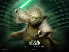 Star Wars- Episode III. Jedi Master Yoda