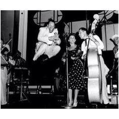 """Jumping"" Bill Carlisle-beloved Opry member"
