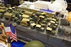 Landing Ship Tank - D-day 1/35 Scale Model Diorama