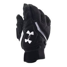 8ee1d366b Under Armour Combat IV Padded Glove - Black