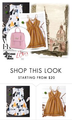 """""""Zaful 7"""" by difen ❤ liked on Polyvore"""