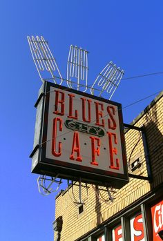 Blues City Cafe Beale Street, Memphis Tennessee- Stayed a couple of nights, need to go back and explore.