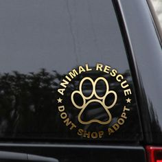 laptops smooth surface Rescue Mom iPad Vinyl Car Window Decal Sticker Love My Dog Adopt Who Rescued virtually any hard trucks cars tool boxes 5.5 White Die cut vinyl decal for windows