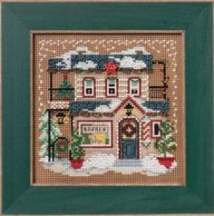 MILL HILL KIT Buttons & Beads Winter Series by DebiCreations, $11.99