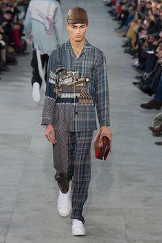 Louis Vuitton | Menswear - Autumn 2017 | Look 19