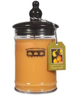 Orange Vanilla shop.bridgewatercandles.com