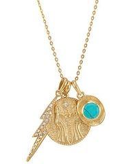 Melinda Maria Goodess of Sisterhood Necklace
