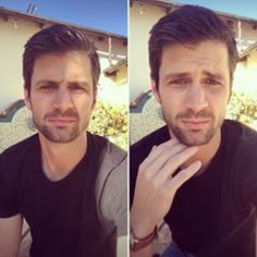 James during his Instagram live yesterday! #jameslafferty #everyoneisdoinggreat #onetreehill James Lafferty, Nathan Scott, James Martin, One Tree Hill, The Cw, American Actors, Teen, Photo And Video, Handsome