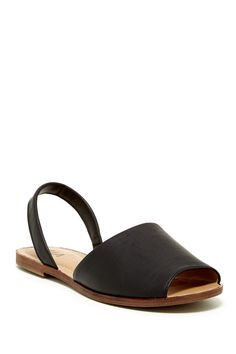 MIA   Palma Flat Sandal   Nordstrom Rack; got these on white and brown
