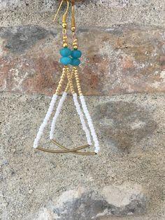 Milano earrings ethical jewellery handmade in Italy