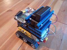 Cómo construir un robot con piezas LEGO y una Raspberry Pi - Raspberry Pi