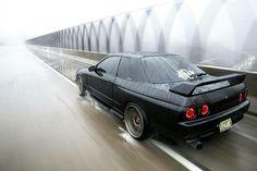 Nissan Skyline R32 Modified JDM @whimsicallick