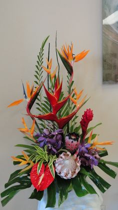 spring arrangements pictures - Google Search