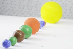 How to Make Solar System Projects for Kids (with Pictures) | eHow