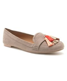 Taupe Palmer Loafer