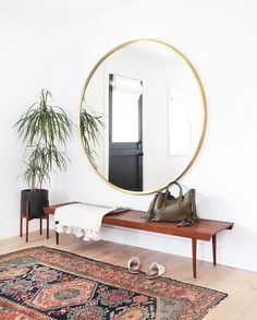 Beautiful Mirrors | Laurel and Wolf