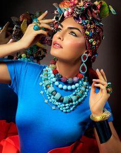 Vogue Gioiello - Carmen Miranda