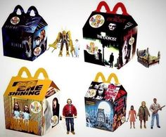 Totally Killer Happy Meals