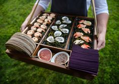 Seafood from Cloud Catering
