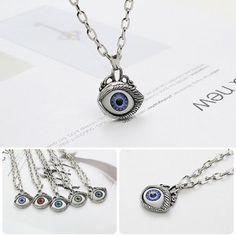 [B1A4 Style] Real Eyeball Necklace $10.50
