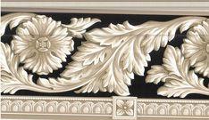 Fotoğraf: Paper Flooring, Boarders, Gold Print, Rococo, Botanical Art, White Patterns, Pattern Wallpaper, Design Ideas, African