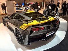 Corvette Zr1, Chevy Camaro, Chevrolet Corvette, Cool Sports Cars, Sport Cars, Cool Cars, Carros Audi, Custom Muscle Cars, Gm Car
