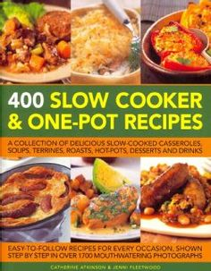 A practical book for cooks who want to create wholesome meals full of taste without fuss, there is a guide to slow cookers, clay pots and casseroles, and a wide range of recipes to try, all shown in 1