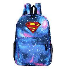 Superman Logo Rucksack Galaxy School Bag Shoulder Backpack for Boys Girls, http://www.amazon.com/dp/B013T9CHAY/ref=cm_sw_r_pi_awdm_j7-1vb1JMKZY8