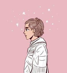 Princess Leia Star Wars Quotes, Star Wars Humor, Star Wars Rebels, Princesa Leia, Han And Leia, Saga, Star Wars Wallpaper, Original Trilogy, Star Wars Fan Art