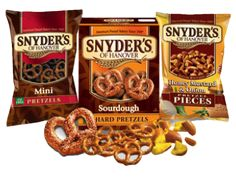 ****Walgreens: Snyder's of Hanover Pretzels ONLY $1.00!**** - Krazy Coupon Club