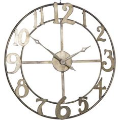 Delevan Wall Clock - JCPenney
