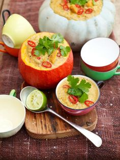Spicy Squash Soup | Vegetables Recipes | Jamie Oliver Recipes