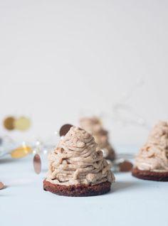 Schokolade und Amaretto Mont Blanc |  Patisserie macht den Meister