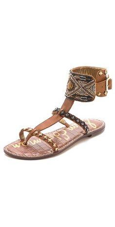 ☮ American Hippie Bohemian Boho Style ~ Sandals