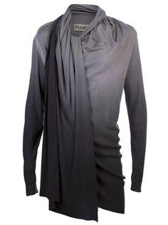 Clade Drape ombre tunic